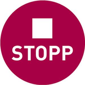"""das Motto: Stopp! Ein """"Abkühlen"""" ermöglichen"""
