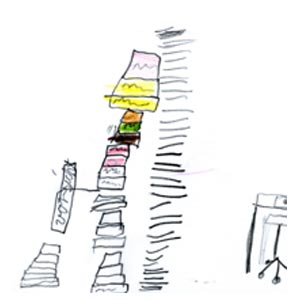 Hausaufgaben-berg
